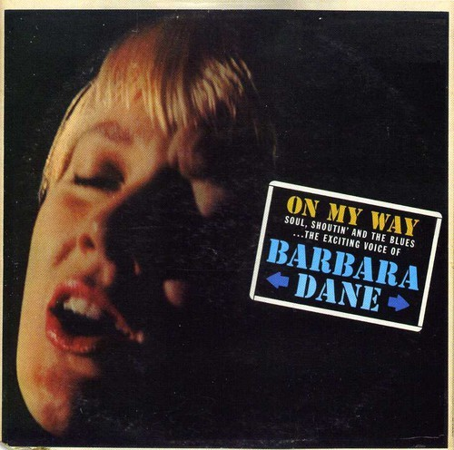 BARBARA-DANE-ON-MY-WAY-EXPANDED-EDITION-NEW-CD