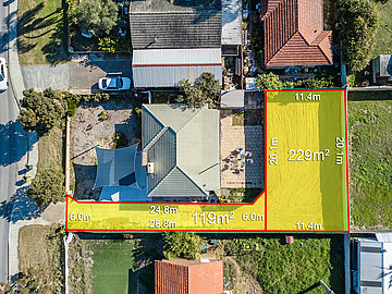 Property in COOLBELLUP, 16A Counsel Road