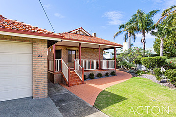 Property in COOLBELLUP, 22 Hargreaves Road
