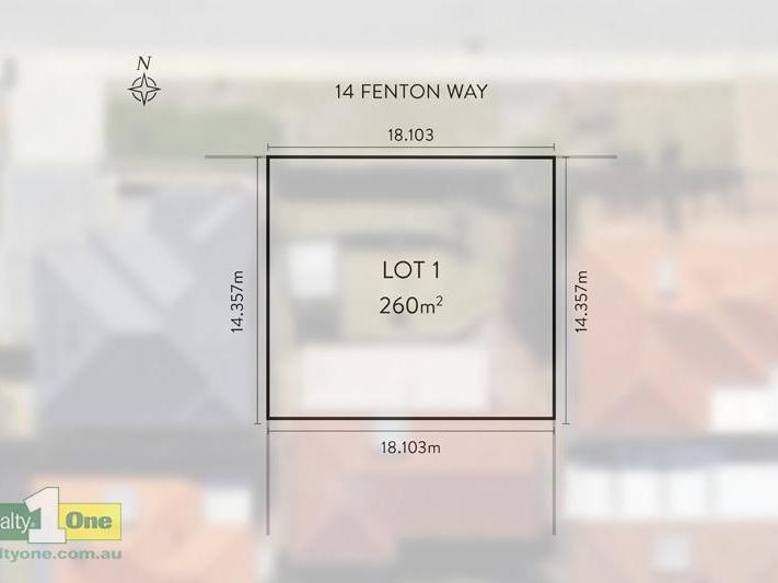 14 Fenton Way