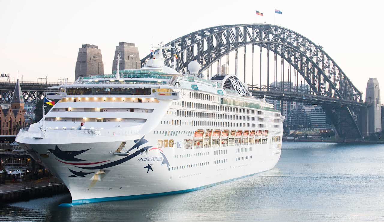 4 Day Tribute to the King Cruise on Pacific Explorer