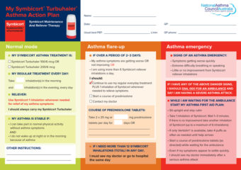 341 Smart Asthma Action Plan Turbuhaler Only English 1