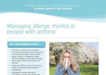 Allergic Rhinitis Asthma Hp 1