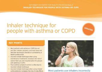 Inhaler Technique Info Paper Image Page 01