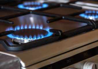 Oven Cooking Gas Burners The Flame Blue Cooker 1772104