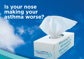 Is Your Nose Making Your Asthma Worse 1