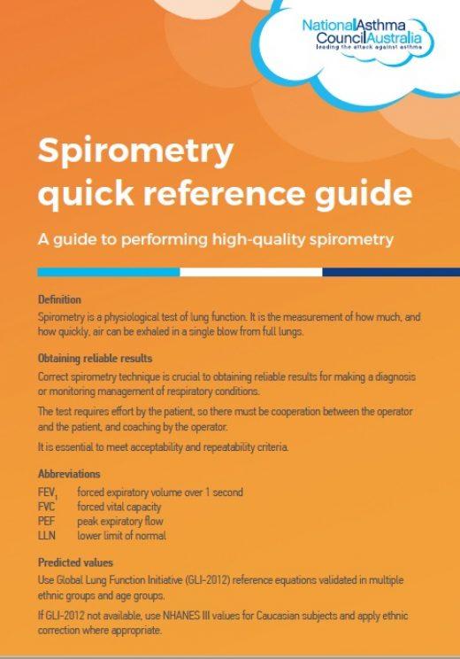 Spyrometry Flipchart Cover Image