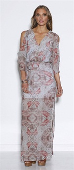 37045  Sundown Maxi Dress