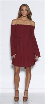 37014  Olivia Mini Dress
