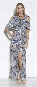 37185  Wildflower Maxi Dress