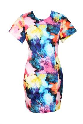 1AW14502  Wonderlust Dress w S