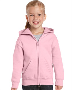 18600B Youth Full Zip Hooded