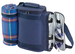 7853  Wine Bag with Picnic Rug