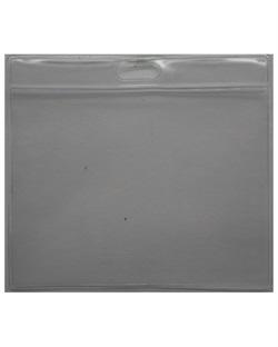 1010  Clear PVC pouch