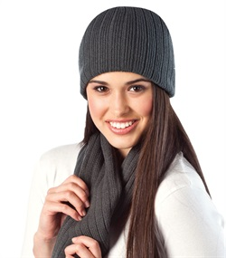 1. J540  Cable Knit Scarf