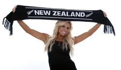 1. J623  New Zealand Scarf