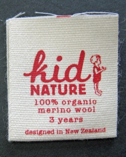 CT0005  Cotton Printed Labels
