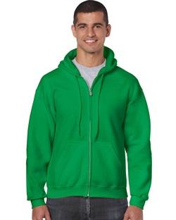 6.18600 Adult Full Zip Hooded