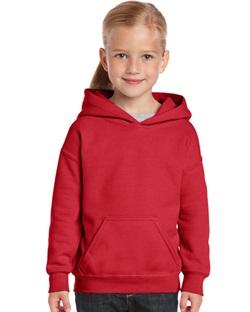 18500B  Youth Hooded Sweatshir