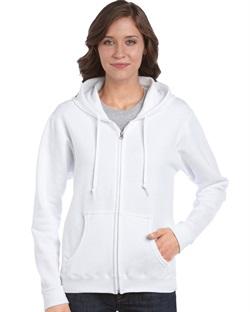 18600FL Ladies Full Zip Hood