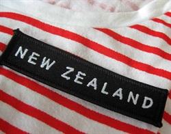 IDS6  New Zealand Badge