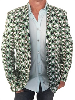 PREORDER4  Argyle Sports Coat