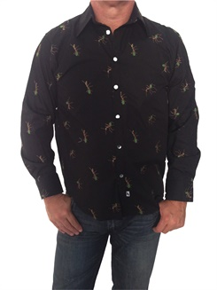 Ants-LS  Ants Long Sleeve Shir