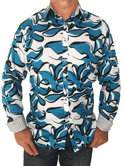 Dive-LS  Dive Long Sleeve Shir