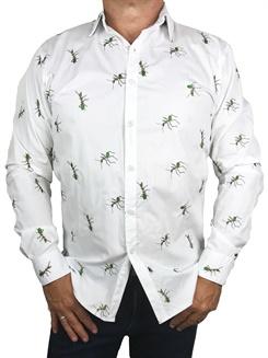 Ants-LS  Ants Long Sleeve Shir