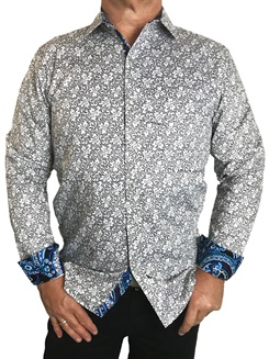 Bud-LS  Bud Long Sleeve Shirt