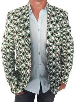 PREORDER4  Argyle Sports Coat