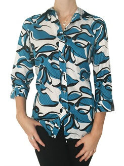 Dive-L34  Dive ¾ Sleeve Ladies