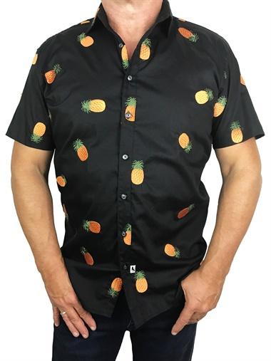 P.Apple-SS  Pineapple Short Sl