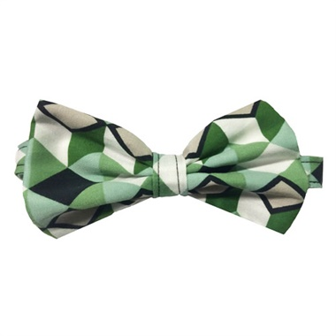 Argyle-BT  Argyle Bow Tie and
