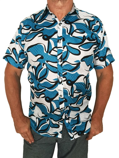 Dive-SS  Dive Short Sleeve Shi