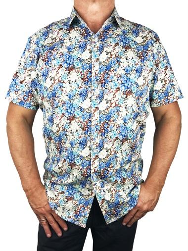 Kew-SS-BM  Kew Short Sleeve Sh
