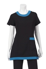 5196FD2060  Ladies Retro Tunic