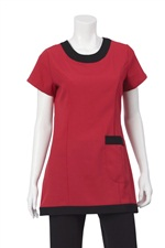 5196FD2100  Ladies Retro Tunic