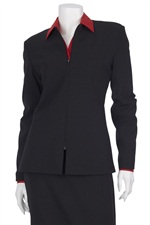16122-635  Ladies Fitted Suit