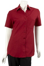 13305-603  Ladies S.Slv Blouse