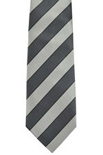 41324-8NRC  Charcoal BlkStripe