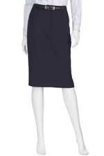 14027-405  Basic Skirt w.Front