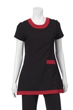 5196FD2070  Ladies Retro Tunic