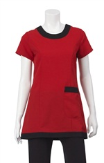5196FD2050  Ladies Retro Tunic