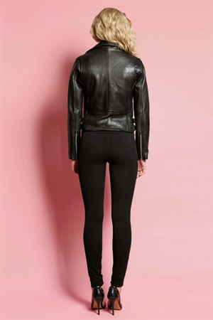 03.JT-W10J001-BLK  LEATHER