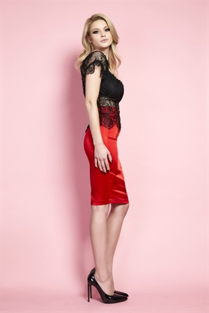03.SK-S10S001-RED  LE CHIC