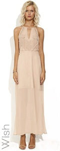 Wish   Entwine Maxi Dress