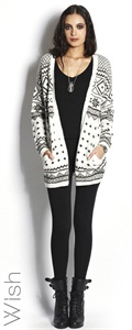 Wish   Hunter Cardi