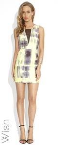 Wish Lucid Mini Dress