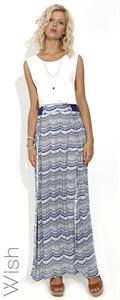 Wish   Marina Maxi Skirt